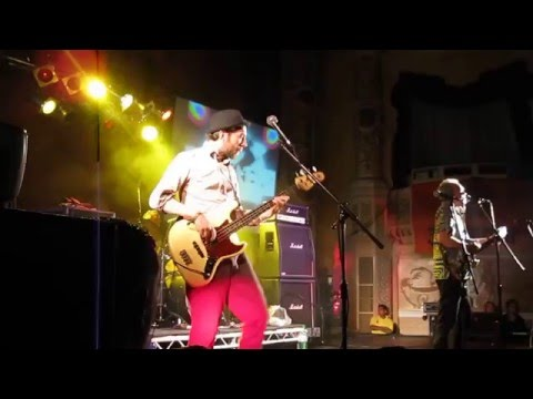 Zounds - More Trouble live at Rebellion Blackpool 2013