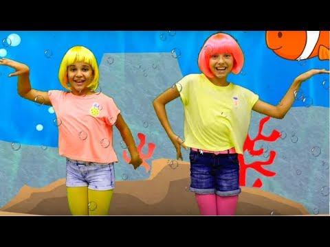 Веселая зарядка для детей и взрослых youtube.
