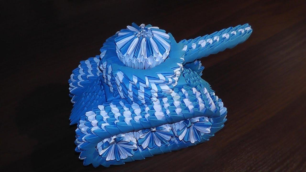 фото оригами модульное
