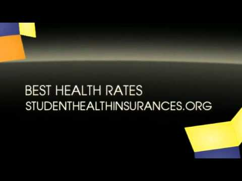 College Student Health Insurance