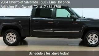 2004 Chevrolet Silverado 1500 Z71 PACKAGE, DUAL CLIMATE, POW
