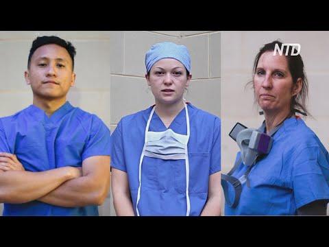 Տեսանյութ.Ամենադժվար պահը  COVID-19- ից մահացող հիվանդի հրաժեշտի վիդեոհղումն է, միայնակ՝ հարազատներից հեռու մահը. Բուժաշխատողները՝  դժվարությունների մասին․ NTD