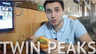 Чизбургер & Картофель Фри в Twin Peaks | Казань