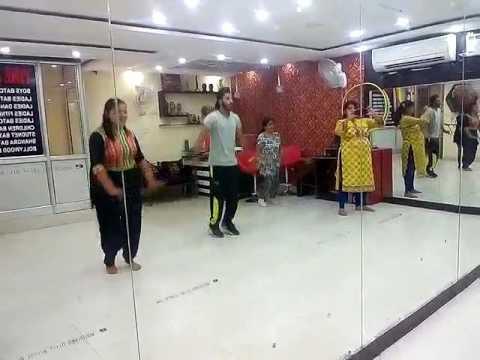 Kundi muchh song#!! Choreography by jack Bhangra