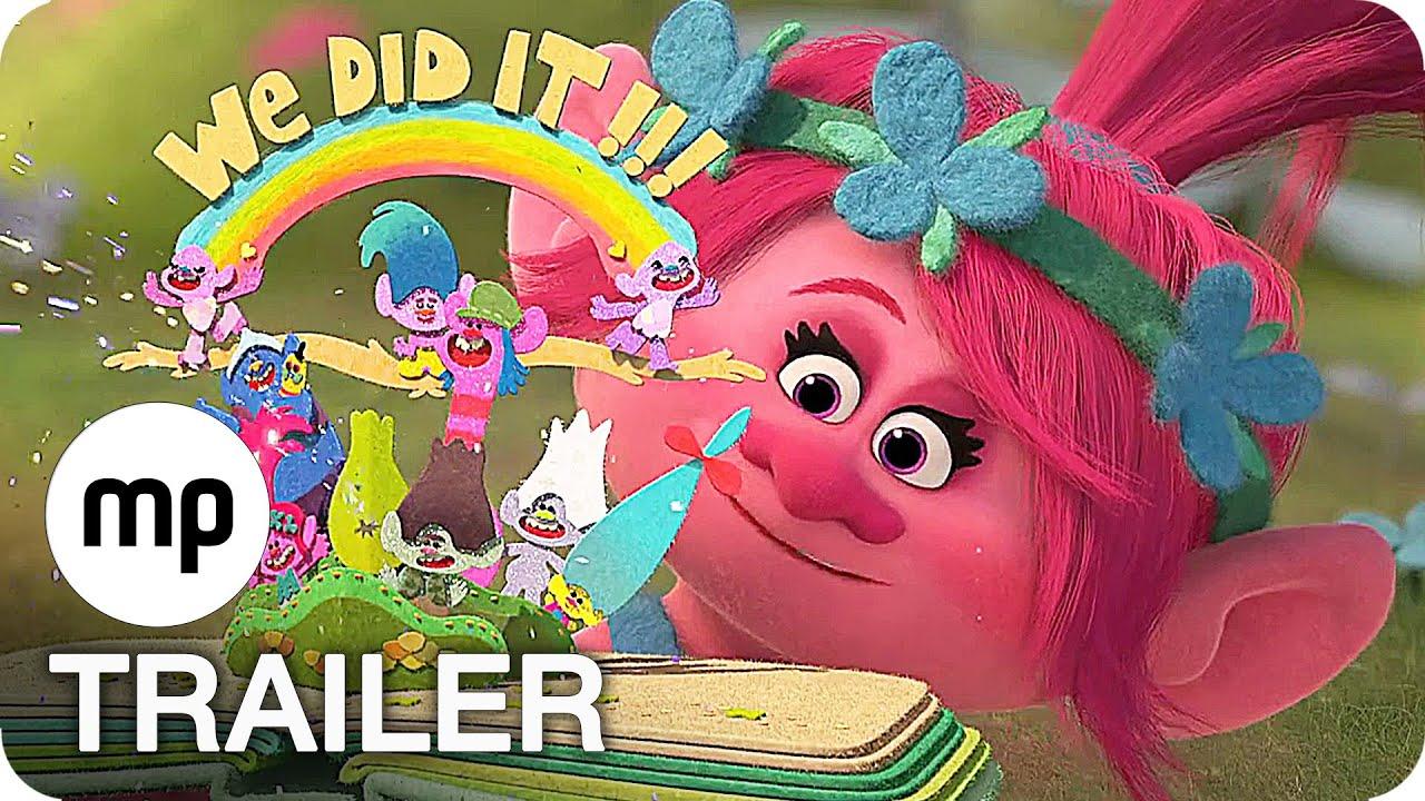 Trolls Trailer