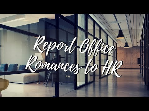 Flirty Co-Worker Roleplay 🍯 Report Office Romances To HR 🍯 Awkward 🍯 Blushing 🍯 Ridiculous