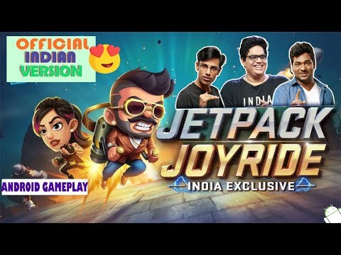 Jetpack Joyride India Exclusive For Android Worldnews