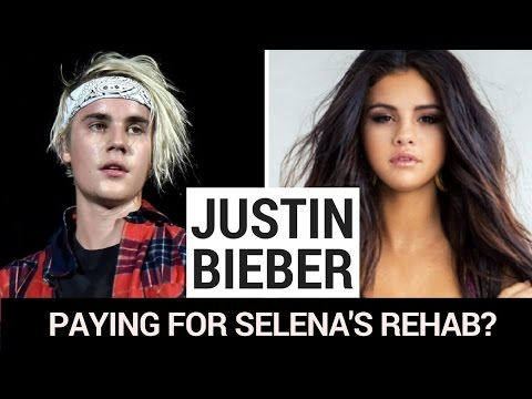 Justin Bieber Pays For Selena Gomez's Rehab?