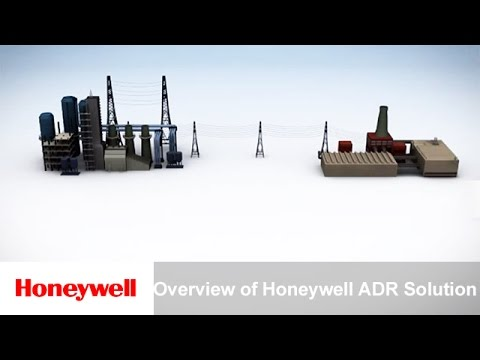 Overview of Honeywell ADR Solution | Commercial Buildings ... - photo#16