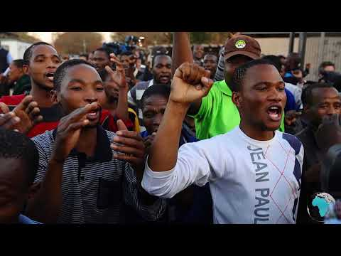 NEW GENERATION OF AFRICA DETERMINED TO TAKE BACK THEIR HOMELAND FROM CORRUPT AFRICAN LEADERS
