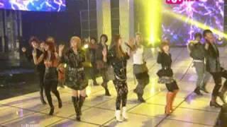 Korea's Qute Girl band Tiara and Cho-Shin-sung PUT TOGETHER ! 情人...