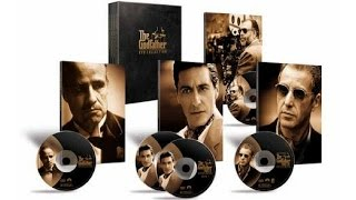 The Godfather Trilogy DVD Collection 5 Disc Box Set Review(, 2016-11-04T11:17:40.000Z)