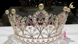 Miss Universe Vietnam 2015 - tiara from Long Beach Pearl