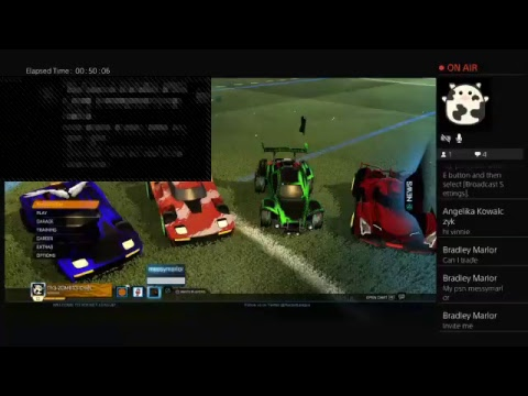 ROCKET LEAGUE BLACK MARKET TRADING