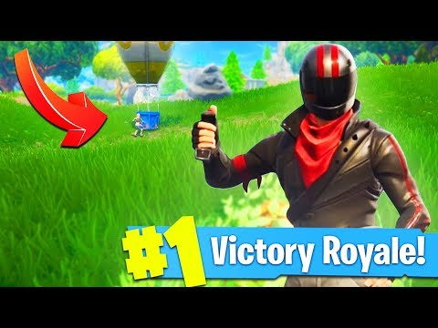 TROLLING PLAYERS WITH C4 In Fortnite Battle Royale!