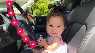 We are in the Car | Wheels On The Bus Song Nursery Rhymes & Kids Songs