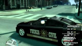 gta 4 (pc) fuerza civil