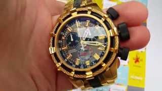Швейцарские часы Invicta 5630 Reserve Bolt Swiss Yellow Gold(, 2015-05-14T13:20:04.000Z)