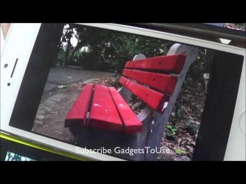 Nokia Lumia 720 VS iPhone 5 VS S4 Low Light Camera Photo Quality Comparison Review