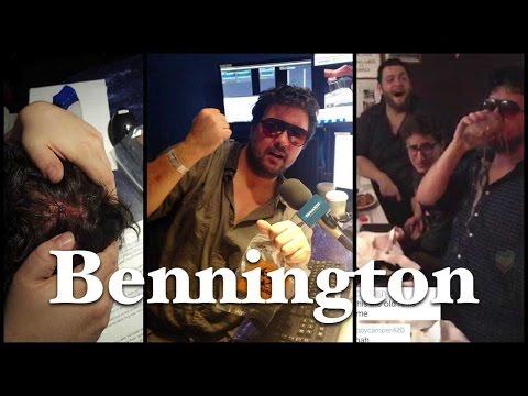 Bennington: The Gang Pieces Together Chris' Drunken Mystery (12/16/2015)