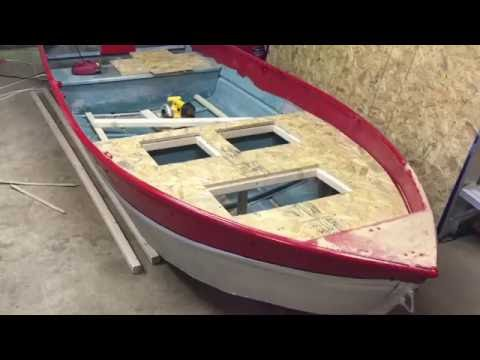 Jon boat mods part 3 | The Boetker Channel
