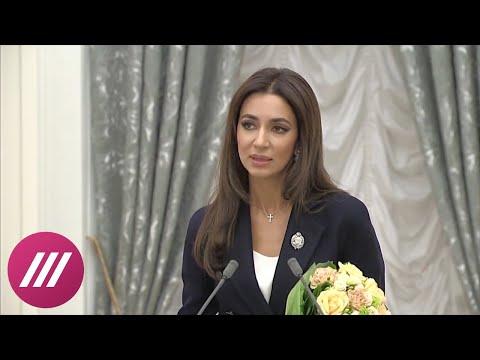 Смотреть Зара —девушка депутата Слуцкого? Как строилась ее политическая карьера онлайн
