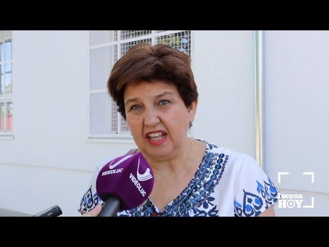 VÍDEO: Las declaraciones de Encarnación Camacho sobre la polémica suscitada por la agenda escolar
