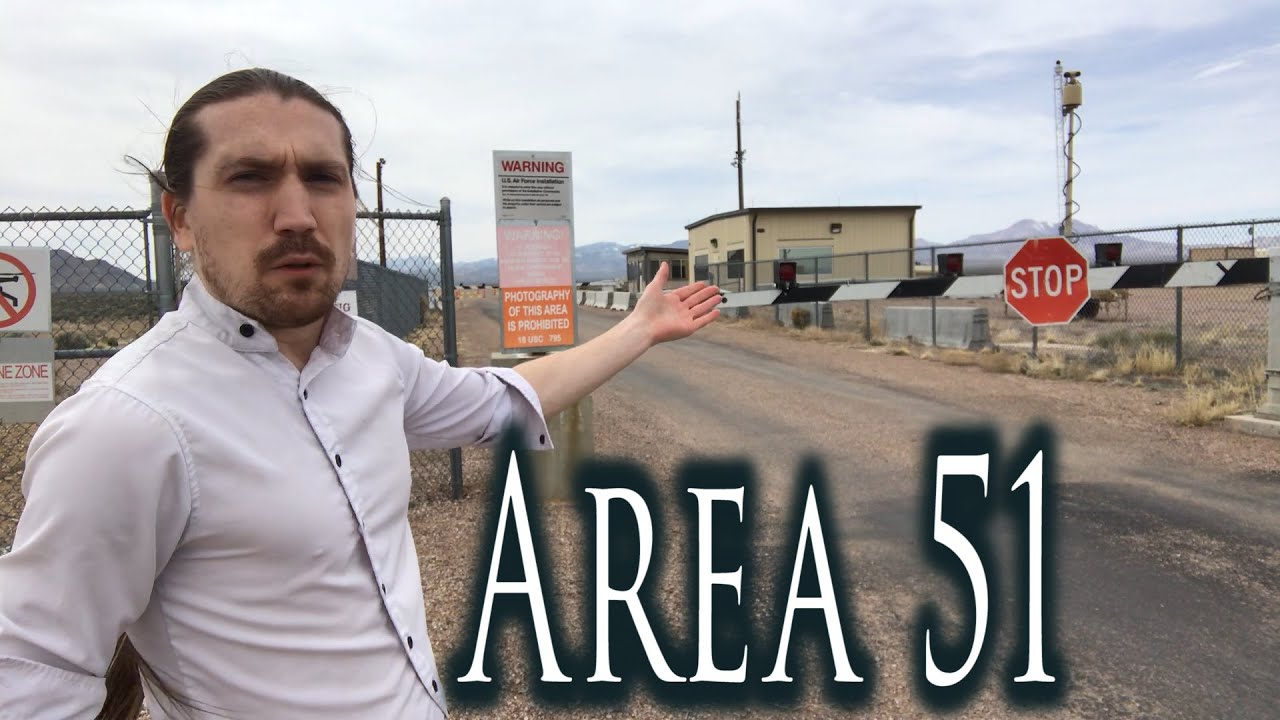 Visiting Area 51