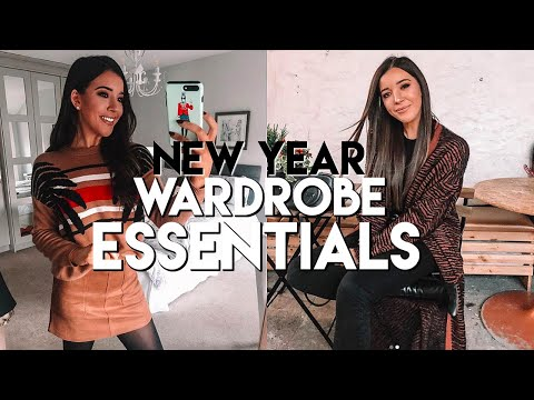 2019 CURRENT WARDROBE ESSENTIALS & COOK WITH ME! Mp3