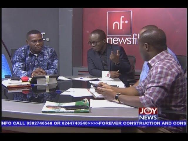 Power Outages - Newsfile on JoyNews (1-12-18)