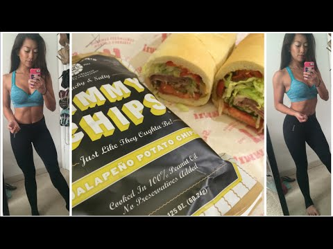 A Day in the Life: Healthy Jimmy Johns