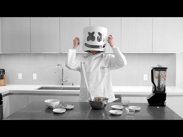 Cooking with Marshmello: How To Make Indonesian Sate