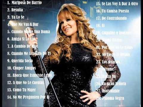 Jenny Rivera Inolvidable Exitos