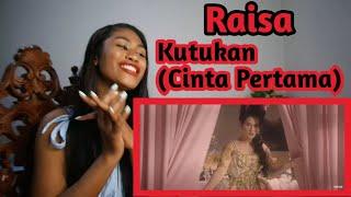 Raisa - Kutukan (Cinta Pertama) (Official Music Video) | Reaction