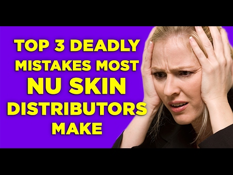 Nu Skin Review: Top 3 Prospecting Mistakes Ruining Your Recruiting In Singapore, Canada & Australia