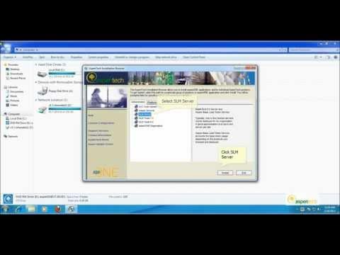SLM Server With SLM Tools - Aspen Tech