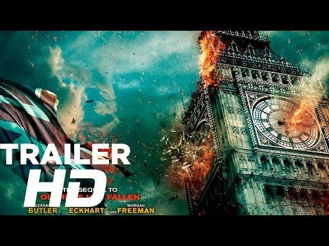 OBJETIVO: LONDRES - Trailer HD Español