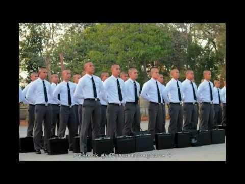 นักเรียนนายสิบตำรวจ ศฝร.ภ.4 รุ่น 4/2556 กลับบ้าน