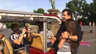 Новая достопримечательность Одессы - Саакашвили