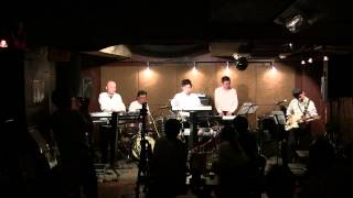SIMOON / YMO [cover] ハムタク, Yellow Magic Orchestra (Musical Group) Pure Jam Festival 2014 2014.03.16 Rooster North Side(東京都杉並区)