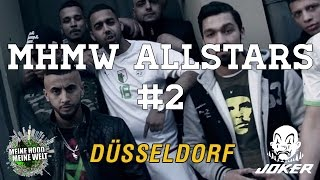 MHMW ALLSTARS #2 DÜSSELDORF VERBRECHER RMX AL GEAR, YAY RIF, EL MOUSS,NOëL ,ALMAN G, CAPITAL