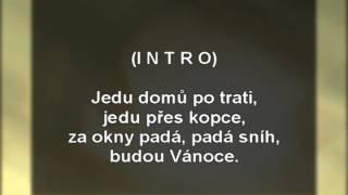 Karaoke Půlnoční - Václav Neckář & Umakart -  www.pokrok.eu (INSTRUMENTAL)