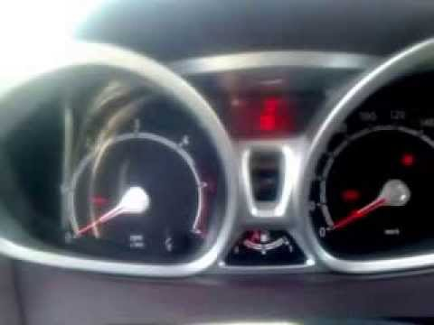 ford fiesta 2011 (2010 kasım çıkışlı) yakıt sisteminde hava