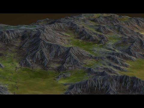 World Machine - my first terrain