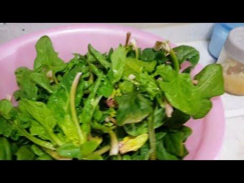 Вопрос: Как бланшировать шпинат?
