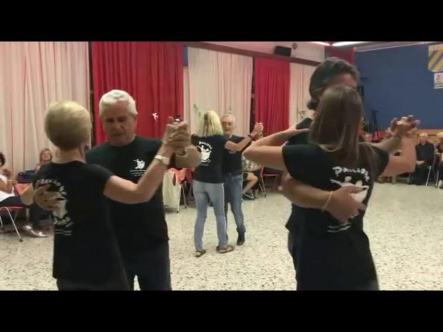 Corso base liscio mazurka e polka
