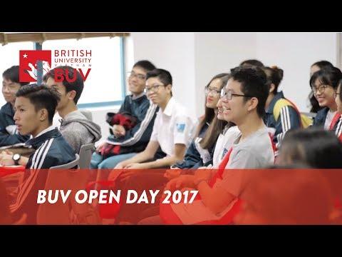 BUV Open Day 2017