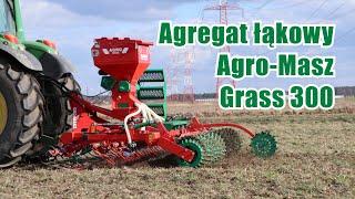 Testujemy agregat łąkowy Agro-Masz!