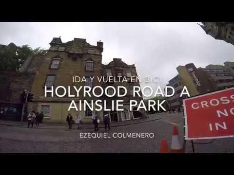 De Holyrood a Ainslie Park