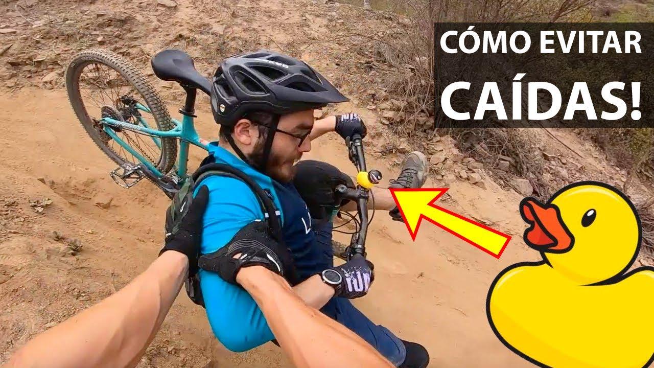 Analizando Caídas de Bicicleta! La Ciencia de los Porrazos #1!